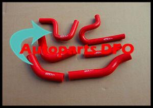 For Suzuki Jimny radiator Silicone heater red hose 1.3 M13A 2000-2011