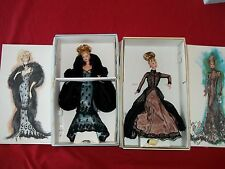 LOT OF 2 NOLAN MILLER COUTURE Barbie~EVENING ILLUSION & SHEER ILLUSION~NIB