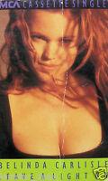 Leave A Light On/Shades Of Michaelangelo by Belinda Carlisle (Cassette Single)