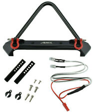 Apex RC Products Traxxas TRX-4 / Axial SCX10 / II Front Bumper Shackles & Lights