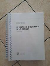 Pdf stampato Principi di biochimica di Lehninger - Nelson (Quarta edizione)