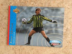 1997 Upper Deck England Soccer Card - PETER SHILTON Mint