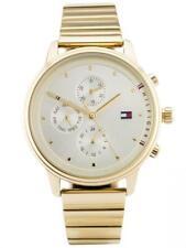 Tommy Hilfiger Ladies Blake Gold Chronograph Watch 1781905