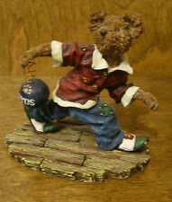 Boyds Bearstone 228358 Strike McSpare, 2 Ed Bowling Nib from Retail Store 3.5""