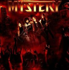 2013 by Mystery (Metal) (CD, Nov-2013, Perris Records)
