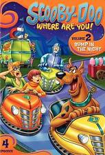 Scooby-Doo, Where Are You!  Volume Two: Bump in the Night (DVD, 2009)