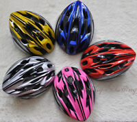 MTB Cycling Bicycle Bike Adult Men Women Safety Helmet 5 Carbon Color w/ Visor