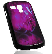 Design No.25 Back Cover Case Handy Hülle  für Samsung i8190 i8195 Galaxy S3 Mini