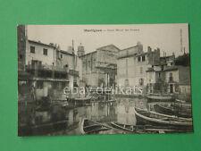 MARTIGUES Canal Miroir des Oiseaux postcard France