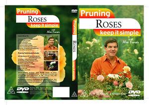 PRUNING ROSES KEEP IT SIMPLE DVD