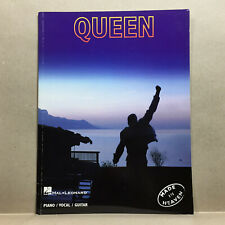 """QUEEN Songbook """"Made In Heaven"""" PIANO~VOCAL~GUITAR 1996 EXCELLENT CONDITION"""