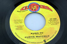 Curtis Mayfield: Kung Fu / Right On For The Darkness  [Unplayed Copy]