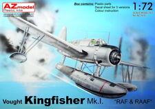 "AZ Model 1/72 Vought Kingfisher Mk.I ""RAF & RAAF"" # 7635"