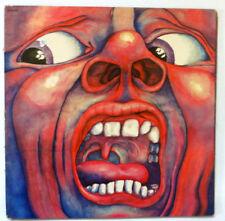 KING CRIMSOM In the Court of the Crimson King LP VINYL 33 T 6396023 France 1972