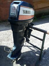 YAMAHA 55HP OUTBOARD AE BREAKING GEARBOX ONLY 2STROKE