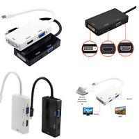 Mini Dp zu DVI VGA Laptop Adapterkabel für MacBook /MacBook Pro/MacBook Air