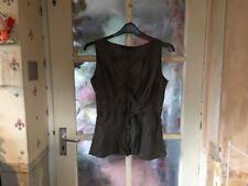 Great Plains Ladies Linen Sleeveless Tunic Size Large, Beautiful Condition.