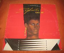 "Sylvester Lp "" CALL ME "" Megatone / Italy / 1983"