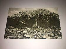 AK Mittenwald mit Karwendel