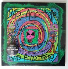 Bad Acid Trip Promo CD Daron Malakian system of a down 2004
