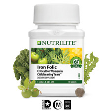 NUTRILITE Iron Folic 90 Tablets For Women In Childbearing Years