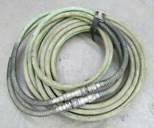Rescue Pump Equipment Twin Line Rubber Hydraulic Hose #3