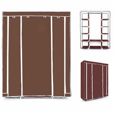 Fabric Wardrobes with Flat Pack