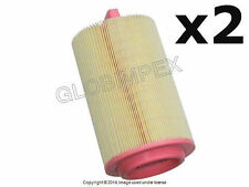 Mercedes w203 C230 (2003-2005) Air Filter (Set of 2) HENGST + 1 YEAR WARRANTY