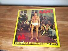 OTTO MUEHL AAM 1 LP *SEALED* schwarzkogler günter brus hermann nitsch fluxus