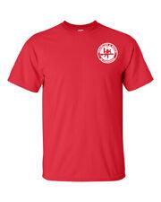 Heckler Koch No Compromise White Chest Logo T Shirt 2nd Amendment Pro Gun Rifle