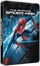 The Amazing Spider-Man blu ray Steelbook - 2 disc set ( NEW )