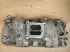 Vintage Offenhauser 360 Intake Manifold Sold As Is