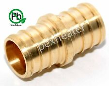 25 12 Pex Coupling Brass Crimping Fittings Lead Free