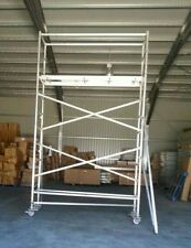 Aluminium Scaffolding Set W0.73m L2.5m H4.53m Scaffold