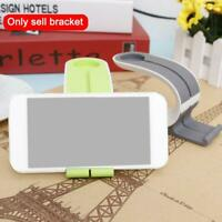 1pcs Green Mobile Phone Watch Tablet Stand Lazy Charging Stand Plastic H3F2