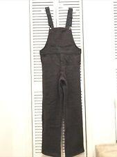 Vintage Codet Men's 100% Wool Plaid Bib Overalls Small