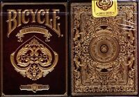 Collectors Elite Deck Bicycle Playing Cards Poker Size USPCC Custom Limited New