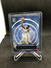 Paul George 2019-20 Panini Optic T-Minus Silver+ All Clear For Takeoff + Swish