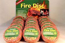 18 PK FIRE STARTER DISK WATERPROOF CEDAR EMERGENCY USE WITH HEXAMINE ESBIT STOVE