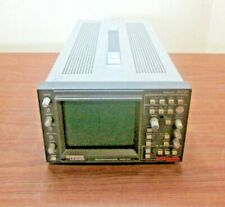 Leader Vector/Waveform Monitor Model 525Lines 5872A USED