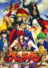 Tengen Toppa Gurren Lagann Action Movie DVD Language Japenese Number of Discs 1