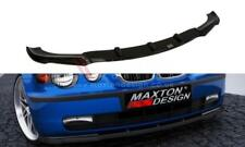 FRONT SPLITTER FOR BMW 3 E46 COMPACT (2000-2004)