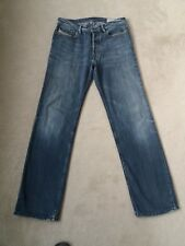 Men's Diesel Quratt Distressed Style Denim Jeans Size 32/34