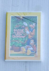 Have Yourself a Goofy Little Christmas DVD 2008 Disney Exclusive BRAND NEW