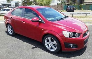 2015 HOLDEN BARINA BONNET - NOT SPARK - EXCELLENT CONDITION - RED - CAIRNS (B38)
