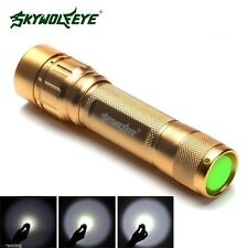 LAMPE TORCHE 4000 LUMENS LED CREE 3 MODES FLASHLIGHT PUISSANT - DIRECT DE FRANCE