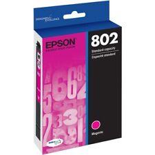 Epson DURABrite Ultra 802 Ink Cartridge - Magenta - Inkjet