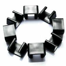 Magent 20 clips para muebles de patio al aire libre sujetadores de silla de rat/án para sof/á o silla conector seccional