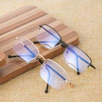 Anti Blue Light Smart Progressive Multifocal Reading Glasses Presbyopia Glasses