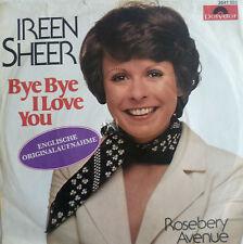 "7"" GRAND PRIX 1974 (LUXEMBURG) IREEN SHEER : Bye Bye I Love You - SUNG ENGLISH !"